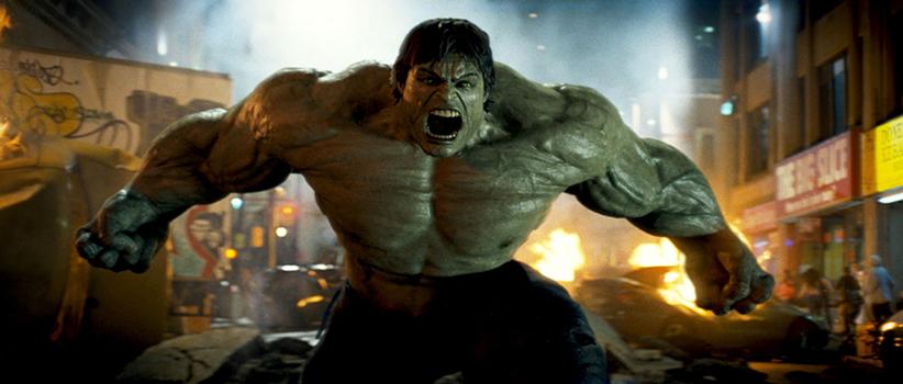فیلم سینمایی The Incredible Hulk
