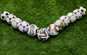 تاریخچه توپ جام جهانی