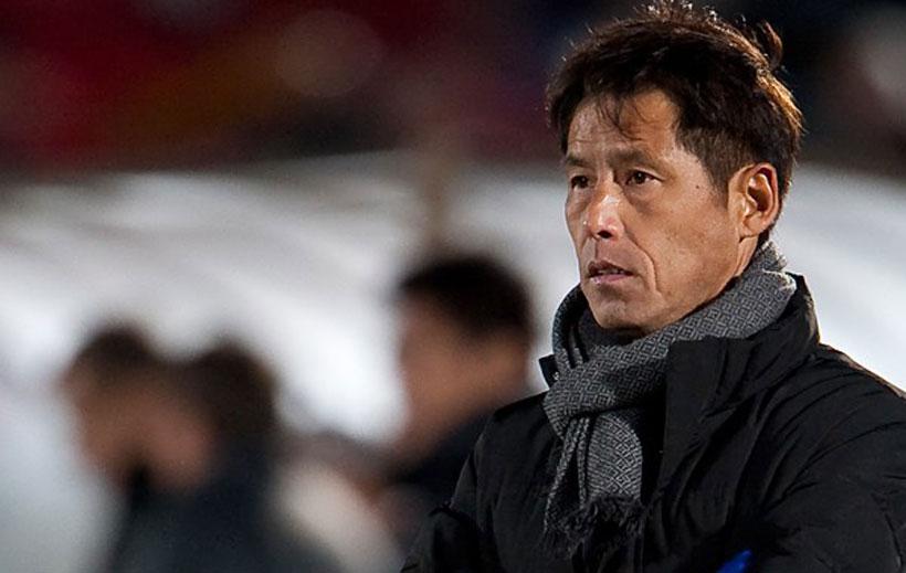 تیم های جام جهانی ۲۰۱۸ ژاپن سرمربی