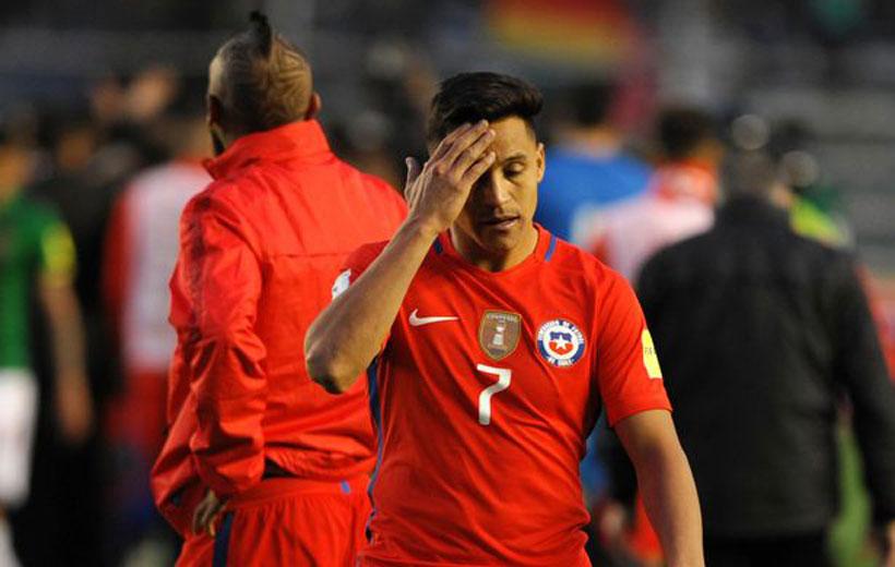 جام جهانی 2018 سانچز