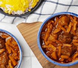 طرز تهیه خورش هویج آذری محبوب