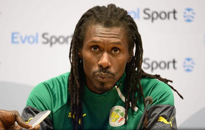 تیم های جام جهانی ۲۰۱۸ سرمربی سنگال