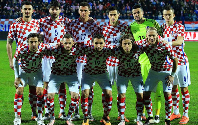 تیم صعودکننده کرواسی
