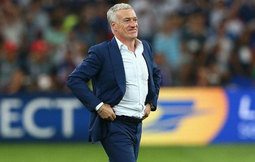 تیم های صعودکننده جام جهانی مربی فرانسه