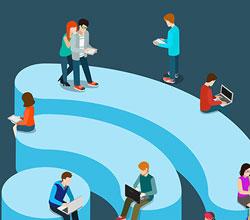 همه چیز در مورد اینترنت WiFi؛ مودم، روتر، مش و…