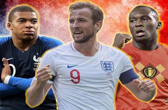 نگاهی به مدعیان اصلی کسب جایزه بهترین بازیکن جام جهانی 2018