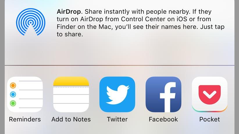 استفاده از اپلیکیشنهایی مانند Pocket یا Instapaper