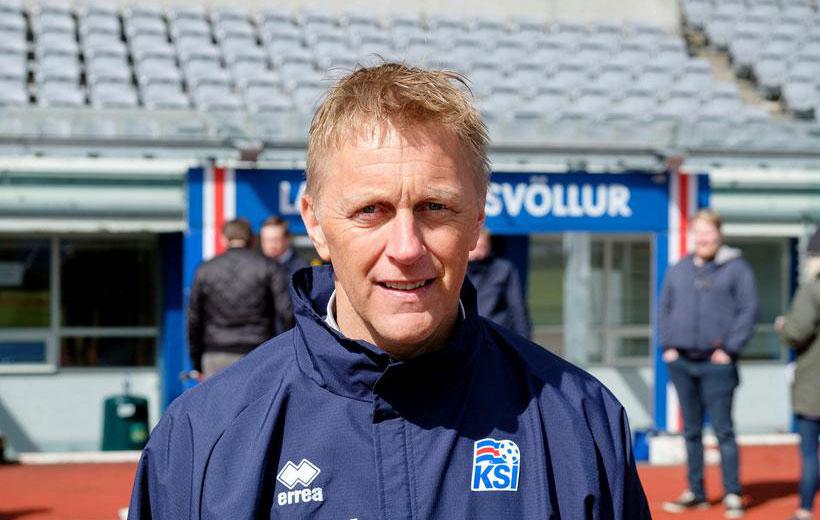 سرمربی تیم صعود کننده ایسلند