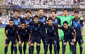 تیم ملی ژاپن برای جام جهانی 2018