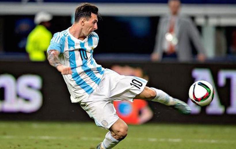 جام جهانی 2018 مسی