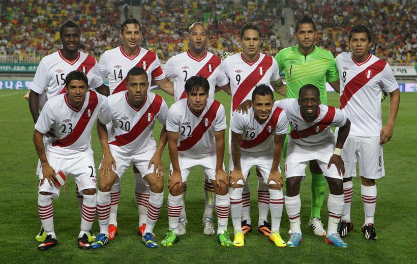 تیم های صعود کننده جام جهانی پرو