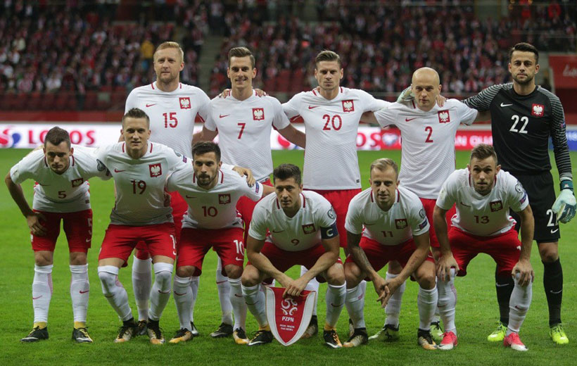 تیم های جام جهانی ۲۰۱۸ لهستان