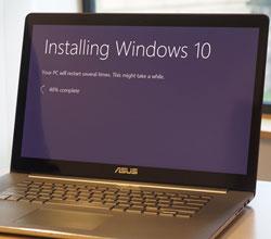 چگونه ویندوز ۱۰ را دوباره نصب کنیم