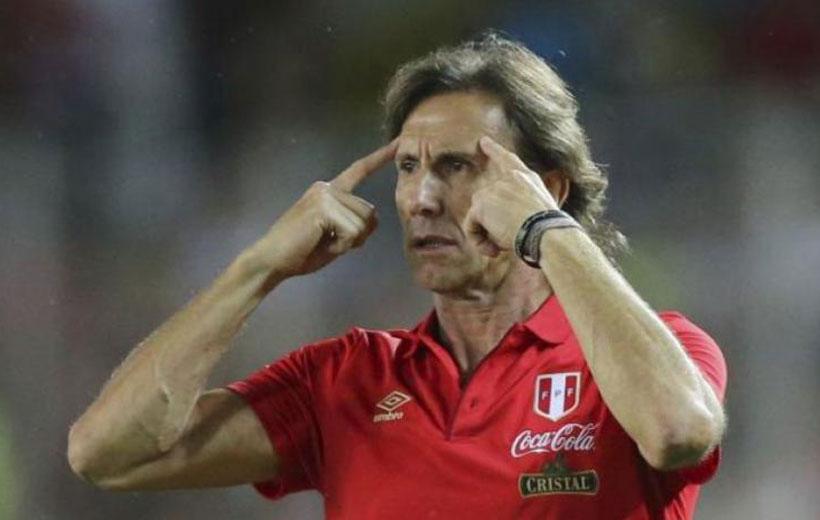 تیم های صعودکننده جام جهانی مربی پرو