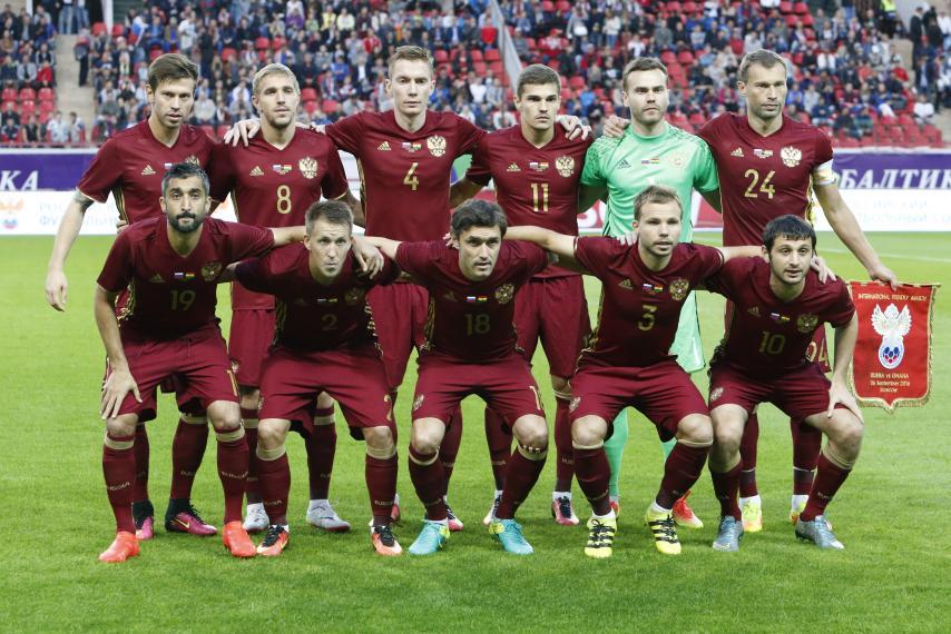 تیم ملی جام جهانی ۲۰۱۸ روسیه