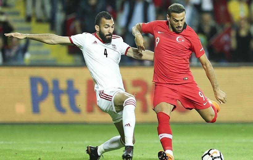 بازی ایران و ترکیه