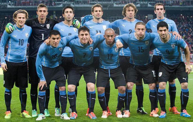 تیم فوتبال اروگوئه