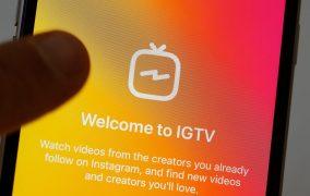 سرویس IGTV