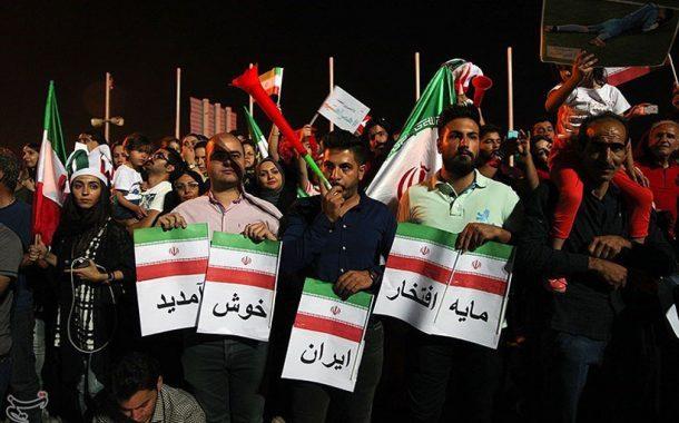 تیم ملی ایران ۸