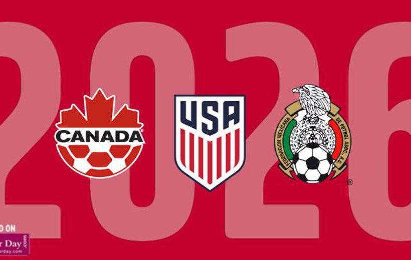 جام جهانی آمریکا میزبان می شود