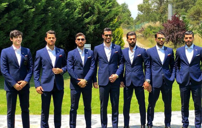 تیم ملی ایران شما بگویید