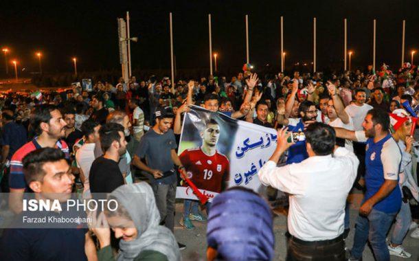 تیم ملی ایران ۱