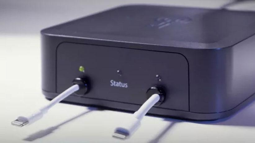دسترسی USB