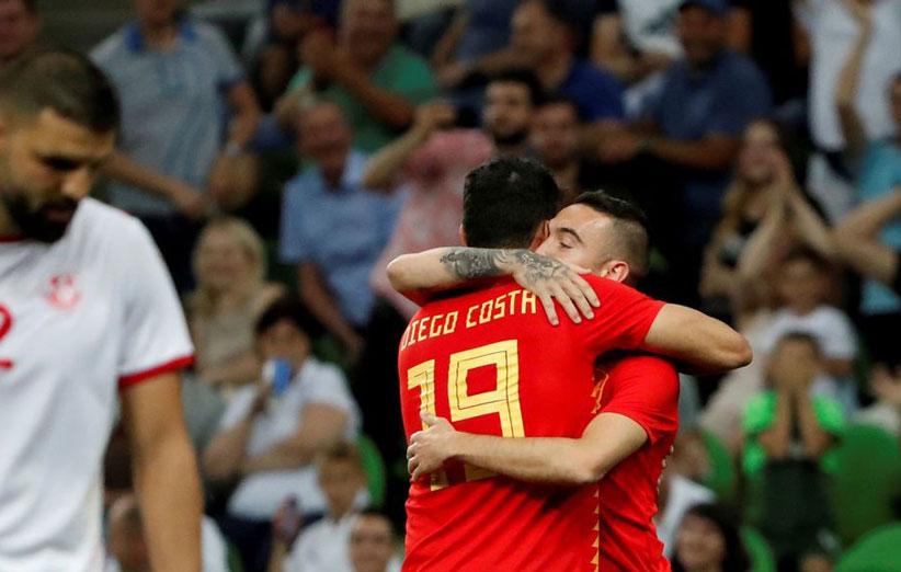 جام جهانی 2018 مهاجم اسپانیا
