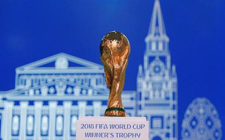 مرحله یک هشتم جام جهانی 2018