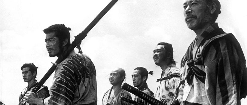 فیلم Seven Samurai