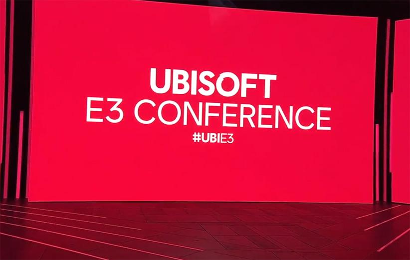 کنفرانس یوبیسافت در E3 2018