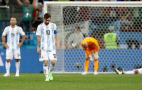 ناامیدی فوتبال دوستان از لیونل مسی و تیم ملی فوتبال آرژانتین