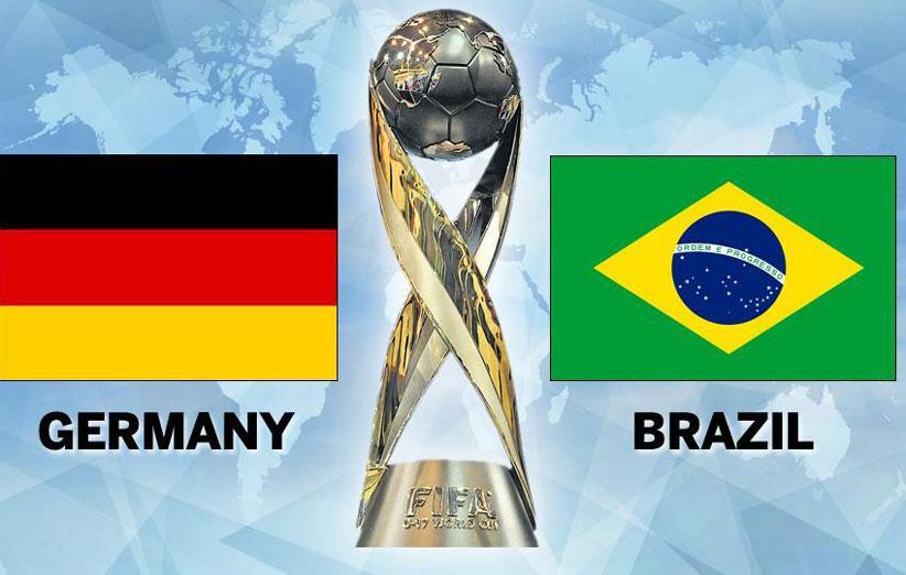 برزیل یا آلمان