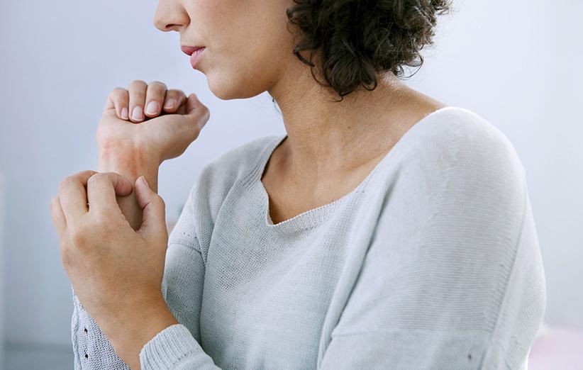علت خارش بدن و حساسیت پوستی