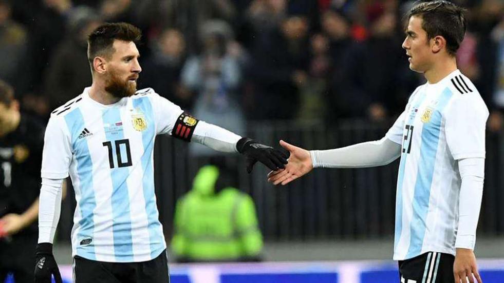 تیم آرژانتین در جام جهانی