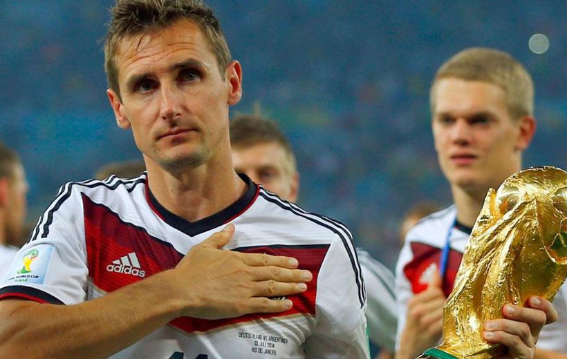بهترین گلزنان جام جهانی