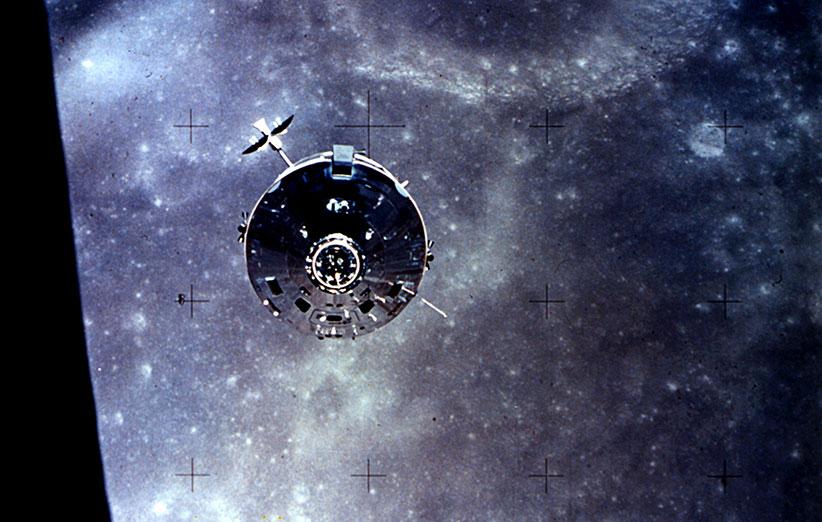 گم کردن حلقه ازدواج در فضا
