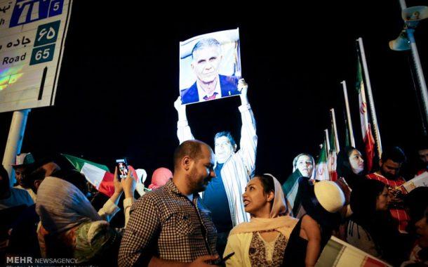 تیم ملی ایران ۷