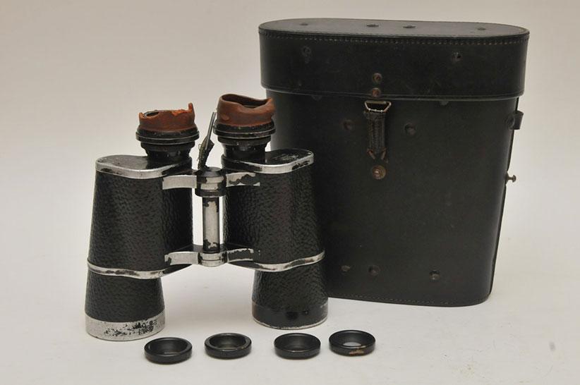 دوربین دوچشمی کارل زایس جنگ جهانی دوم