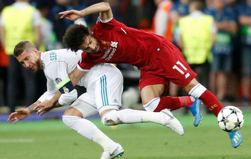 جام جهانی محمد صلاح