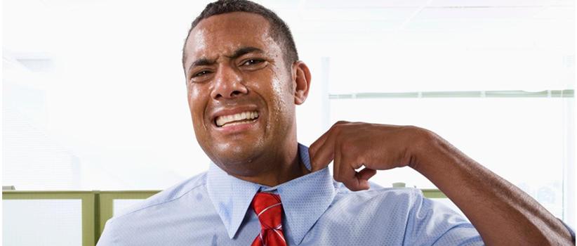 ضد عرق چطور کار میکند؟ و چرا عرق بوی بد میدهد؟