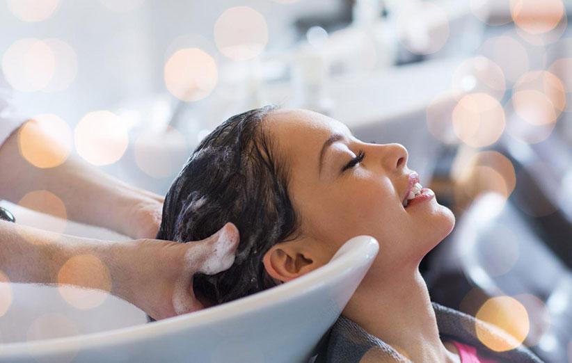 روش صحیح شستن مو