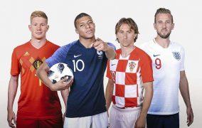 جام جهانی 2018 تیم منتخب فیفا