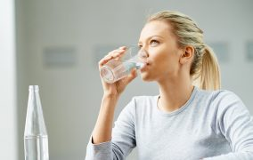 کمبود آب در بدن