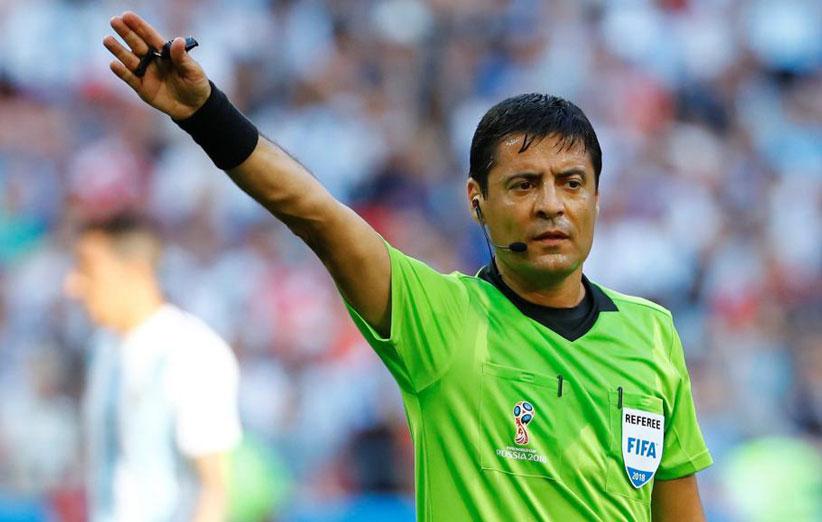 علیرضا فغانی جام جهانی 2018