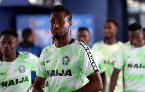 جام جهانی 2018 کاپیتان نیجریه