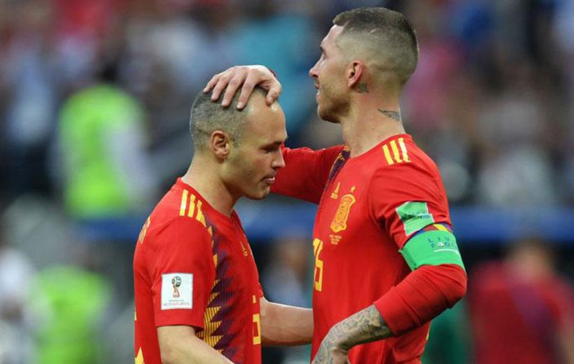 جام جهانی 2018 اینیستا