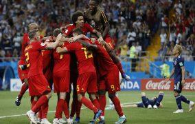 تیم بلژیک ادن هازارد جام جهانی 2018