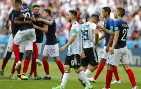 بازی فرانسه آرژانتین