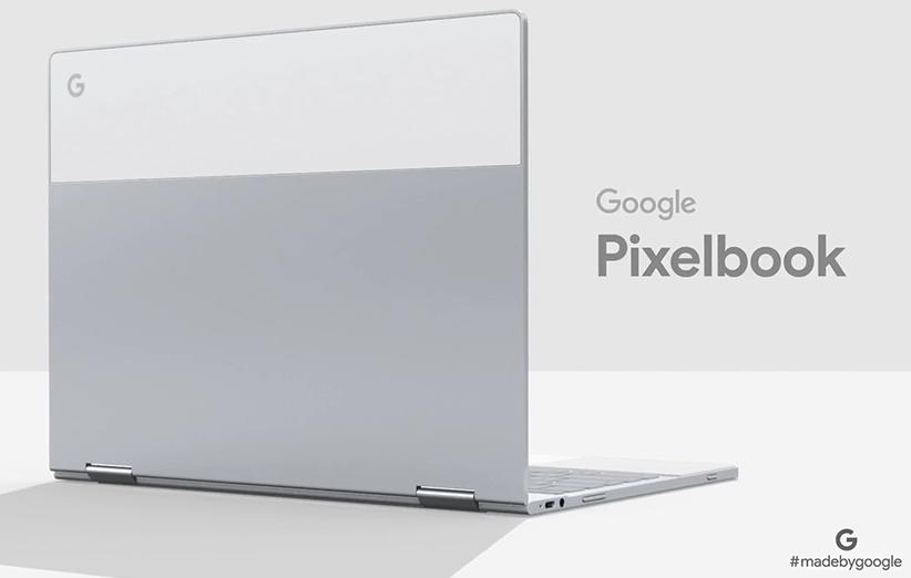 گوگل پیکسل بوک 2